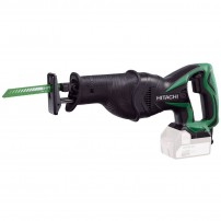 Hitachi CR18DSL 18v Cordless Reciprocating Saw Body Only