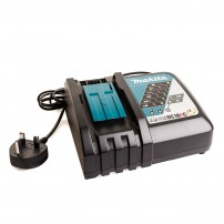 Makita DC18RC 18v Li-Ion Fast Battery Charger 7.2 / 14.4 / 18v