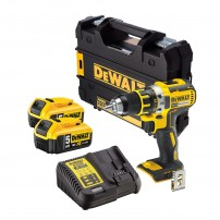 DeWalt DCD790P2 Brushless 18v XR Drill Driver Inc 2 x 5Ah Batts