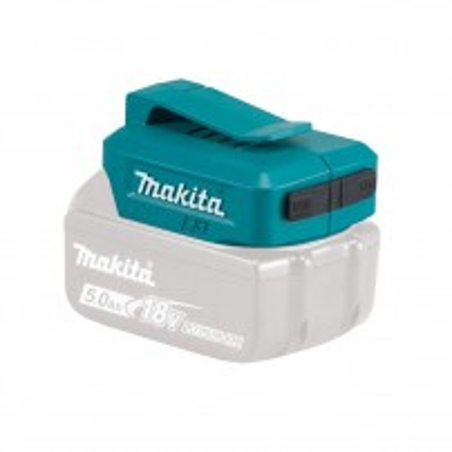 Makita DEAADP05 USB Charging 18v LXT Lithium-Ion Battery Adapter