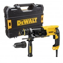 DeWalt D25134K SDS+ 3-Mode Hammer Drill 2kg 26mm + QCC