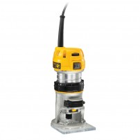 "DeWalt D26200 1/4"" Variable Speed Fixed Base Router 900w"