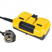 DeWalt DCB500-GB 240v Mains Adapter for 2x54V XR FLEXVOLT Mitre Saws