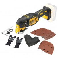 DeWalt DCS355N 18V Li-ion XR Brushless Oscillating Multi-Tool Body Only