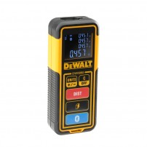 DeWalt DW099S-XJ Bluetooth Laser Line Distance Measurer 0.15-30m