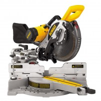 "DeWalt DW717XPS 250mm (10"") Double-Bevel Sliding Compound Mitre Saw with XPS"