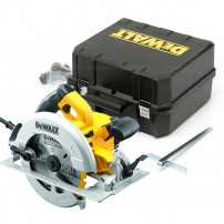 DeWalt DWE575K 190mm Circular Saw with 67mm Depth of Cut 240v