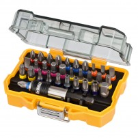 DeWalt DT7969-QZ Colour Coded Screwdriver Bit Set x32 Pcs
