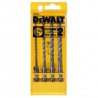 DeWalt DT9702 SDS+ Plus Extreme 2 Set (4 Pieces)