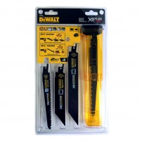 DeWalt DT99551-QZ XR Xtreme Runtime Reciprocating Saw Blade Set 8 Pcs