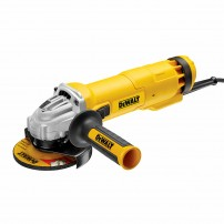 Dewalt DWE4206 Mini Angle Grinder 1010W with No-Volt Release Switch 115mm