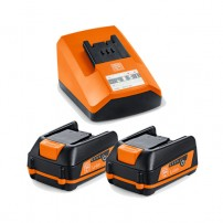 Fein Select+ 12v Battery Starter Set inc 2x 2.5Ah Batts & ALG50 Charger