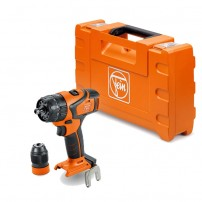 Fein ASB 18 QC Select+ Cordless Hammer Drill Driver Body Only in Carry Case