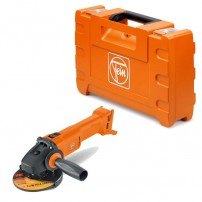 Fein CCG 18-125 BL 18v Select+ Cordless Angle Grinder 125mm Body Only in Carry Case