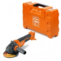 Fein CCG 18-125 BLPD 18v Select+ Cordless Angle Grinder 125mm Body Only in Carry Case