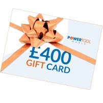 Power Tool World Gift Card - £400