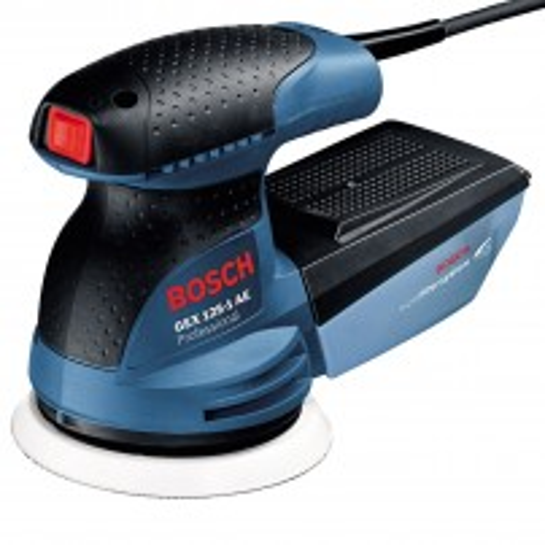 Bosch GEX 125-1 AE Professional Random Orbit Sander in Carry Case