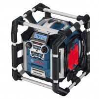 Bosch GML 50 POWERBOX Jobsite Radio & Battery Charger 240v