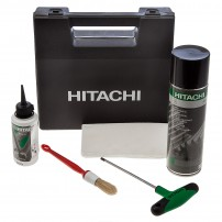Hitachi Cleaning Kit For Gas Nail Guns NR90 / NT65 714800