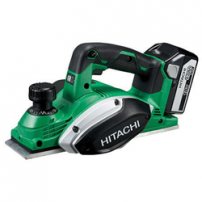 Hitachi Cordless Planer P18DSL/JJ inc 2x 5Ah battery