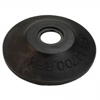 Makita 743009-6 Rubber Backing Pad for 100mm Grinders/Polishers