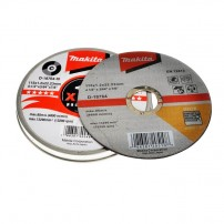 Makita D-18764-10 Thin Cutting Discs in Tin x10 Pcs 115mm