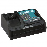Makita DC10SA 10.8v CXT Slide Lithium-Ion Fast Battery Charger
