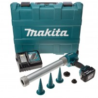 Makita DCG180RMB 18v Cordless Caulking Gun inc 1x 4.0Ah Battery