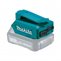 Makita DEAADP06 USB Charging 10.8v CXT Lithium-Ion Battery Adapter