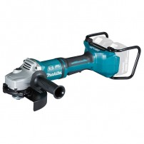 Makita DGA700Z Twin 18v LXT Brushless Paddle Switch 180mm Angle Grinder Body Only