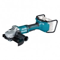 Makita DGA900Z Twin 18v LXT Brushless Paddle Switch 230mm Angle Grinder Body Only
