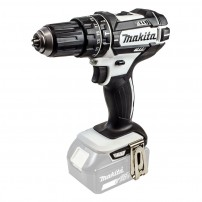 Makita DHP482ZW 18v LXT Li-Ion White Combi Drill 2 Speed Body Only