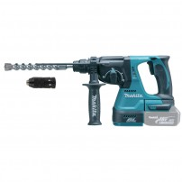 Makita DHR243Z 18v 24mm SDS+ Plus Brushless Rotary Hammer Drill inc QCC Body Only