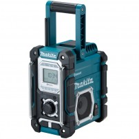 Makita DMR108 18v LXT / 10.8v CXT Bluetooth Job Site Radio