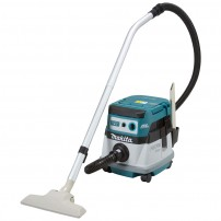 Makita DVC863LZ Twin 18v LXT Li-ion Brushless Cordless L-Class Dust Extractor