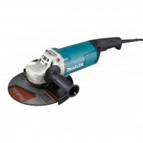 "Makita GA9060 230mm 9"" Angle Grinder with Lock-On Switch"