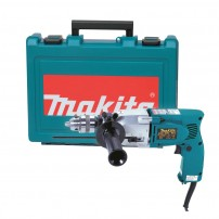 Makita HP2010N 2-Speed 13mm Percussion Drill in Carry Case