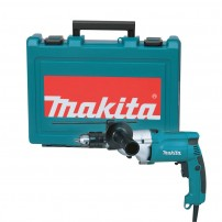 Makita HP2050 2-Speed 13mm Percussion Drill in Carry Case