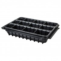 Makita P-83696 Organiser Insert 3x Compartments / 9x Dividers for MAKPAC Type 1 Cases