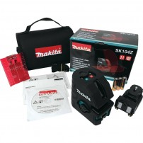 Makita SK104Z 2-Way Self Leveling Cross Line Laser Level Kit
