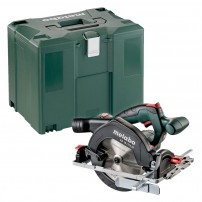 Metabo KS 18 LTX 57 18v 165mm Circular Saw Body Only in MetaLoc Case