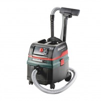 Metabo ASR 25 L SC All-Purpose Wet/Dry Dust Extractor Vacuum Cleaner