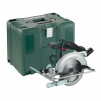 Metabo KSA 18 LTX 18v Circular Saw Body Only in MetaLoc Case