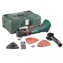 Metabo MT 18 LTX 18v Cordless Multi-Tool Body Only inc MetaLoc Case & x14 Accessories