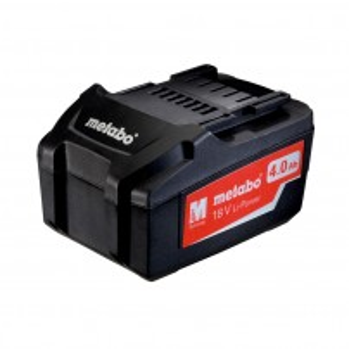 Metabo 625591000 18v Li-Power 4.0Ah Li-Ion Battery