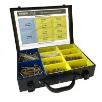 Timberfix 360 High Performance Metal Screw Case inc 1750 Screws