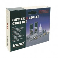 Trend CCC/KIT Cutter and Collet Router Care Kit