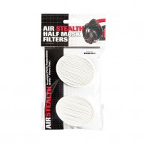 Trend Air Stealth Safety Respirator Half Mask P3 Filters Pack of x2