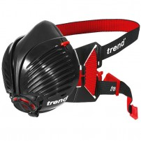 Trend Air Stealth Safety Respirator Half Mask - Small / Medium