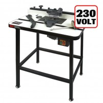 Trend WRT Floor Standing Workshop Router Table 230V